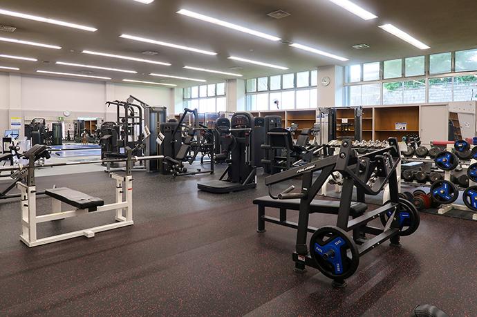 福岡市立東体育館の画像